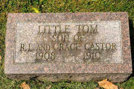CASTOR, TOM - Richland County, Ohio | TOM CASTOR - Ohio Gravestone Photos