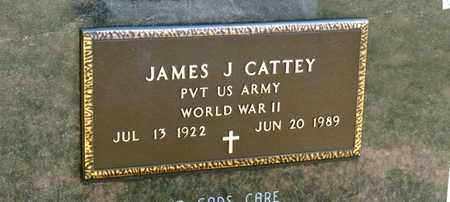 CATTEY, JAMES J - Richland County, Ohio | JAMES J CATTEY - Ohio Gravestone Photos