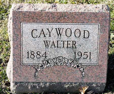 CAYWOOD, WALTER - Richland County, Ohio | WALTER CAYWOOD - Ohio Gravestone Photos