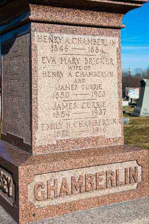 CHAMBERLIN, EMILY H - Richland County, Ohio | EMILY H CHAMBERLIN - Ohio Gravestone Photos