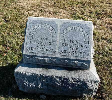 CHAPMAN, JOHN - Richland County, Ohio | JOHN CHAPMAN - Ohio Gravestone Photos