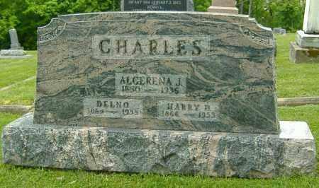 CHARLES, DELNO - Richland County, Ohio | DELNO CHARLES - Ohio Gravestone Photos