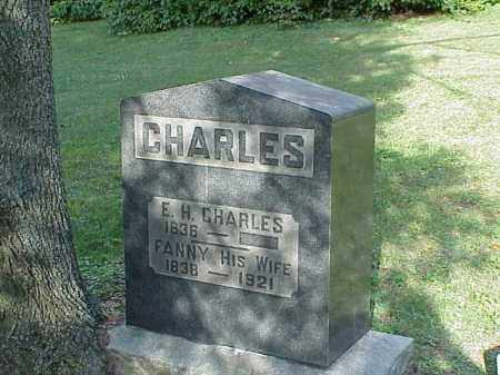CHARLES, FANNY - Richland County, Ohio | FANNY CHARLES - Ohio Gravestone Photos