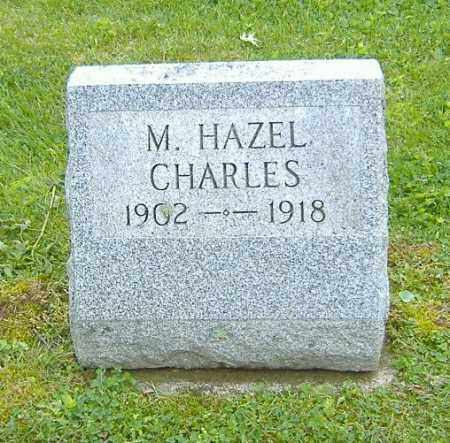 CHARLES, MARY HAZEL - Richland County, Ohio | MARY HAZEL CHARLES - Ohio Gravestone Photos