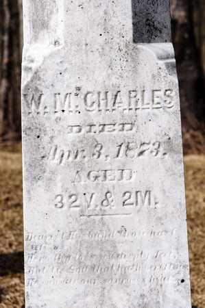 CHARLES, W M - Richland County, Ohio | W M CHARLES - Ohio Gravestone Photos