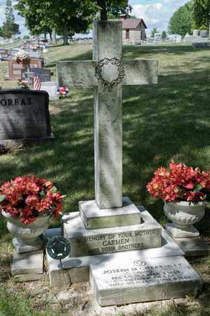 CHEARNELY, JOSEPH M - Richland County, Ohio   JOSEPH M CHEARNELY - Ohio Gravestone Photos