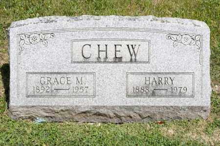 CHEW, GRACE M - Richland County, Ohio | GRACE M CHEW - Ohio Gravestone Photos