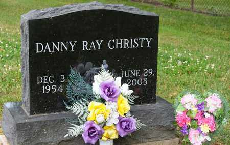CHRISTY, DANNY RAY - Richland County, Ohio | DANNY RAY CHRISTY - Ohio Gravestone Photos