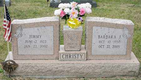 CHRISTY, BARBARA J - Richland County, Ohio | BARBARA J CHRISTY - Ohio Gravestone Photos