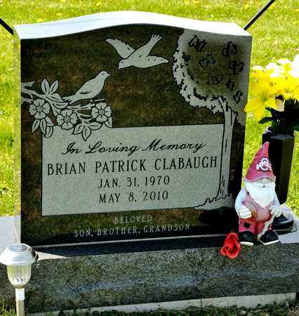 CLABAUGH, BRIAN PATRICK - Richland County, Ohio | BRIAN PATRICK CLABAUGH - Ohio Gravestone Photos