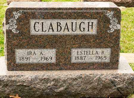 CLABAUGH, IRA A - Richland County, Ohio | IRA A CLABAUGH - Ohio Gravestone Photos