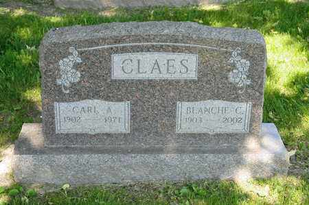 CLAES, BLANCHE C - Richland County, Ohio | BLANCHE C CLAES - Ohio Gravestone Photos