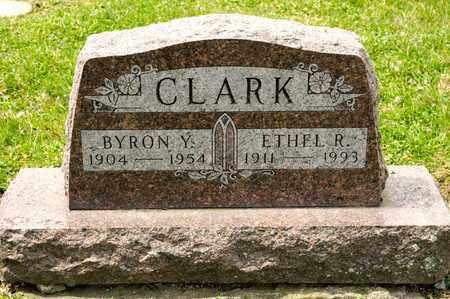 CLARK, ETHEL R - Richland County, Ohio | ETHEL R CLARK - Ohio Gravestone Photos