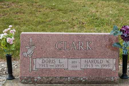 CLARK, DORIS L - Richland County, Ohio | DORIS L CLARK - Ohio Gravestone Photos