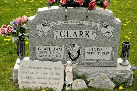 CLARK, G WILLIAM - Richland County, Ohio | G WILLIAM CLARK - Ohio Gravestone Photos