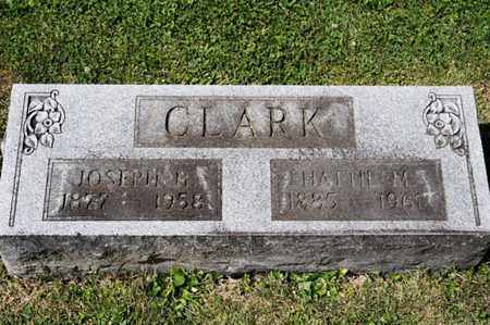 CLARK, HATTIE M - Richland County, Ohio | HATTIE M CLARK - Ohio Gravestone Photos