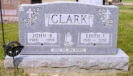 CLARK, EDITH I - Richland County, Ohio | EDITH I CLARK - Ohio Gravestone Photos
