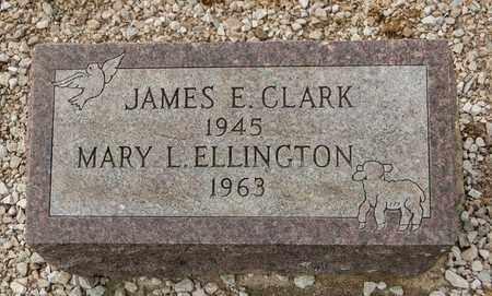 ELLINGTON, MARY L - Richland County, Ohio | MARY L ELLINGTON - Ohio Gravestone Photos
