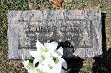 CLARK, LEONA P - Richland County, Ohio | LEONA P CLARK - Ohio Gravestone Photos