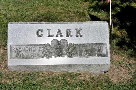 CLARK, EMMA O - Richland County, Ohio | EMMA O CLARK - Ohio Gravestone Photos
