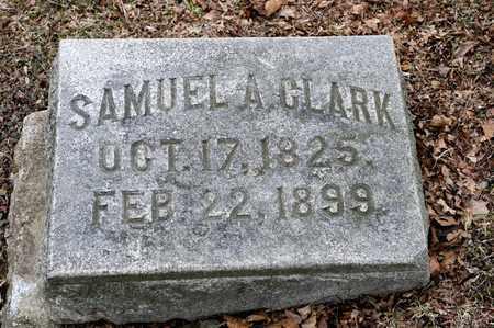 CLARK, SAMUEL A - Richland County, Ohio | SAMUEL A CLARK - Ohio Gravestone Photos