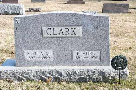 CLARK, P MURL - Richland County, Ohio | P MURL CLARK - Ohio Gravestone Photos