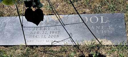 CLAYPOOL, JERRY A - Richland County, Ohio | JERRY A CLAYPOOL - Ohio Gravestone Photos
