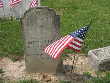 CLELAND, JOHN - Richland County, Ohio | JOHN CLELAND - Ohio Gravestone Photos