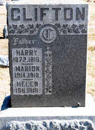 CLIFTON, HARRY - Richland County, Ohio | HARRY CLIFTON - Ohio Gravestone Photos