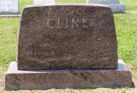 CLINE, LODEMA U - Richland County, Ohio | LODEMA U CLINE - Ohio Gravestone Photos
