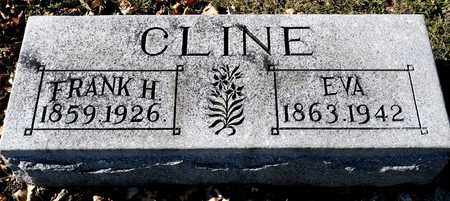CLINE, FRANK H - Richland County, Ohio | FRANK H CLINE - Ohio Gravestone Photos