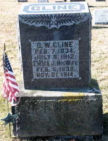CLINE, G W - Richland County, Ohio | G W CLINE - Ohio Gravestone Photos