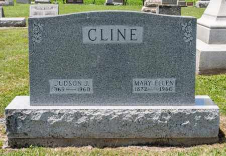 CLINE, MARY ELLEN - Richland County, Ohio | MARY ELLEN CLINE - Ohio Gravestone Photos