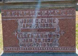 CLINE, JOHN C - Richland County, Ohio | JOHN C CLINE - Ohio Gravestone Photos