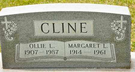 CLINE, OLLILE L - Richland County, Ohio | OLLILE L CLINE - Ohio Gravestone Photos