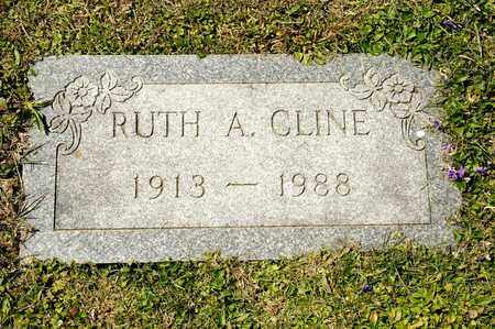 CLINE, RUTH A - Richland County, Ohio | RUTH A CLINE - Ohio Gravestone Photos