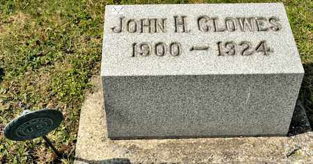 CLOWES, JOHN H - Richland County, Ohio | JOHN H CLOWES - Ohio Gravestone Photos