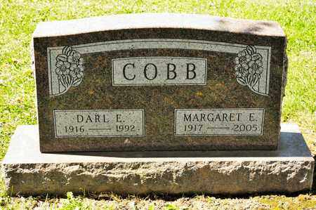 COBB, DARL E - Richland County, Ohio | DARL E COBB - Ohio Gravestone Photos