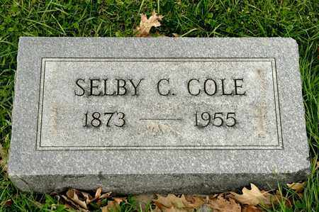 COLBY, SELBY C - Richland County, Ohio | SELBY C COLBY - Ohio Gravestone Photos
