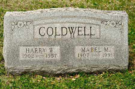 COLDWELL, HARRY W - Richland County, Ohio | HARRY W COLDWELL - Ohio Gravestone Photos