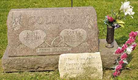 COLLINS, DONNA - Richland County, Ohio | DONNA COLLINS - Ohio Gravestone Photos