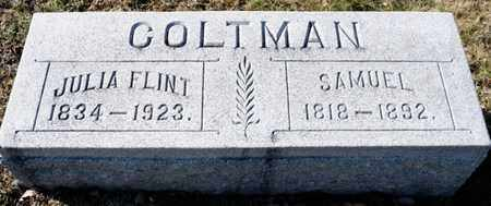 COLTMAN, JULIA - Richland County, Ohio | JULIA COLTMAN - Ohio Gravestone Photos