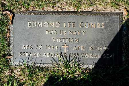 COMBS, EDMOND LEE - Richland County, Ohio | EDMOND LEE COMBS - Ohio Gravestone Photos
