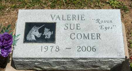 COMER, VALERIE SUE - Richland County, Ohio | VALERIE SUE COMER - Ohio Gravestone Photos