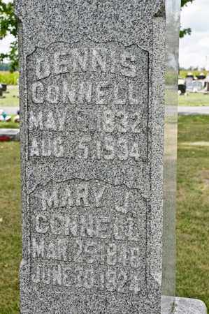 CONNELL, DENNIS - Richland County, Ohio | DENNIS CONNELL - Ohio Gravestone Photos