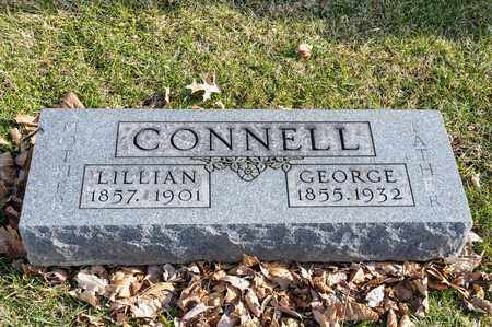 CONNELL, LILLIAN - Richland County, Ohio | LILLIAN CONNELL - Ohio Gravestone Photos