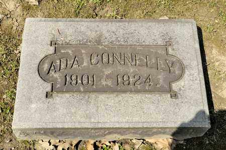 CONNELLY, ADA - Richland County, Ohio | ADA CONNELLY - Ohio Gravestone Photos