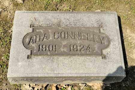 CONNELLY, ADA - Richland County, Ohio   ADA CONNELLY - Ohio Gravestone Photos