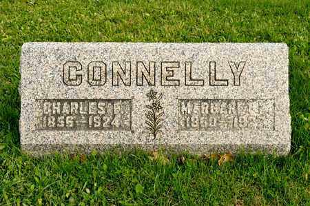 CONNELLY, MARGARET E - Richland County, Ohio | MARGARET E CONNELLY - Ohio Gravestone Photos