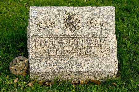 CONNELLY, CLYDE A - Richland County, Ohio | CLYDE A CONNELLY - Ohio Gravestone Photos